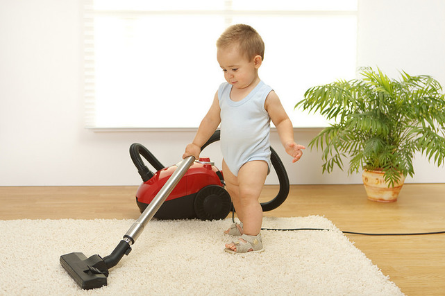 Baby Carpet Cleaning