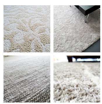 Clean Rugs that were cleaned by carpet cleaning west palm beach, fl.